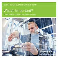 Armacell Know-how // Important insulation terms