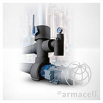 Pipe insulation for stainless steel applications - NH/ArmaFlex®