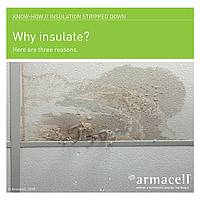 Armacell Know-how // Why insulate