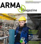 ArmaPlus Magazine - Information for Our Business Partners (EMEA)