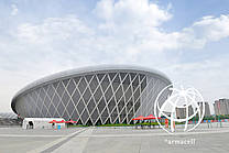 Armaflex® Class 1 in the Fuzhou Strait Olympic Sports Centre, China (福州奥体中心)