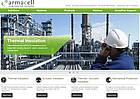 Armacell's new website for the oil and gas industry