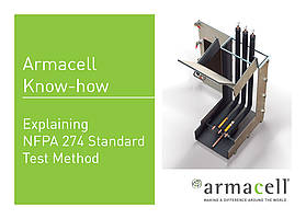 Armacell Know-how // NFPA 274