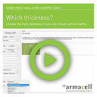 Armacell Know-how // Insulation stripped down // Condensation control for existing projects