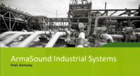 ARMASound Industrial Systems in one of Europe`s largest cavem gas storage facilities
