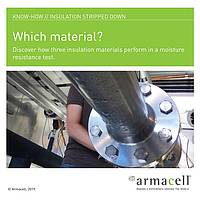 Armacell Know-how // Moisture test