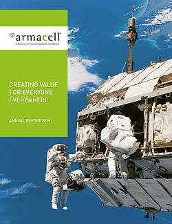 Armacell Annual Report - Creating Value For Everyone Everywhere