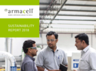 Armacell Sustainability Report 2018