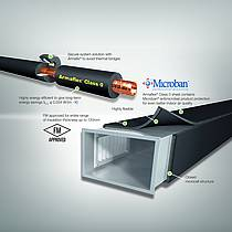 Armaflex® Class 0 for pipe and duct insulation.