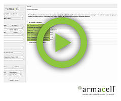 Oct 2020 - Latest updates to Armacell's ArmaWin thermal insulation calculator